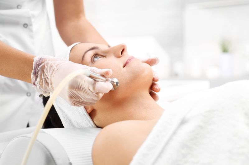Microdermabrasion Hydradermabrasion Facials | LS Aesthetic Clinic