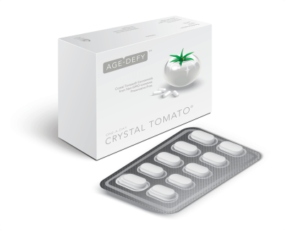 Crystal Tomato Whitening Supplements | LS Aesthetic Clinic