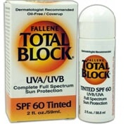 SPF 60 Tinted - Total Sun Block