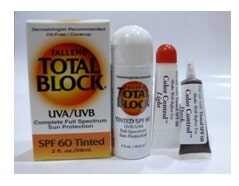 SPF 60 Tinted - Total Sun Block Protection
