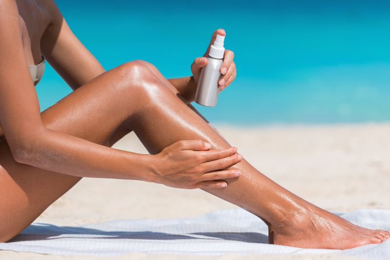 Solar Protection Formula Sunscreens - Protects against UVA & UVB rays | LS Aesthetic Clinic