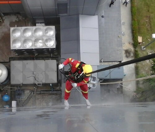 External High Rise Cleaning