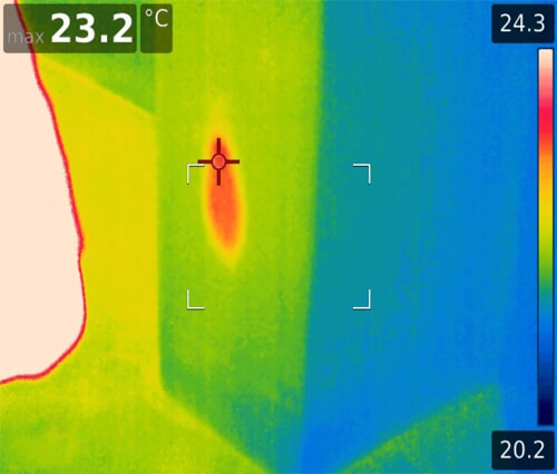 Thermal Image Scan