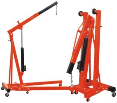 Foldable Hydraulic Shop Crane - Made in china