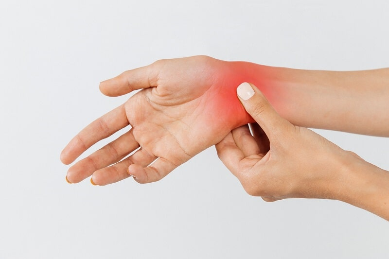 Wrist Joint Injury