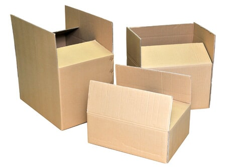 Carton box for moving services