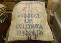 Columbia Coffee – Mild tastes. Medium acidity and nutty flavor.