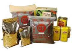 Ceylon Tea – Mixed by five different Ceylon teas, you can pick your choices to mix.